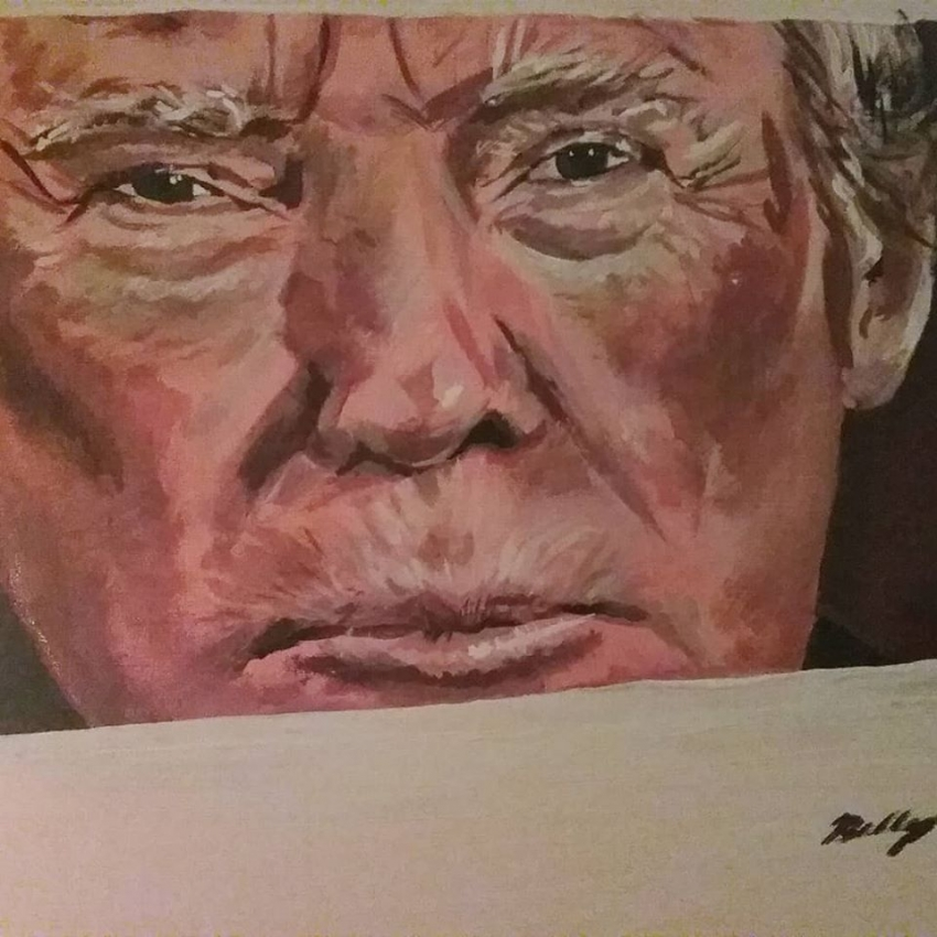 Donald Trump par billyhjackson